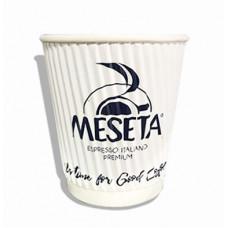 """Гофро стакан """"Meseta"""" 250 мл"""