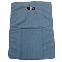 Полотенце голубое EDO