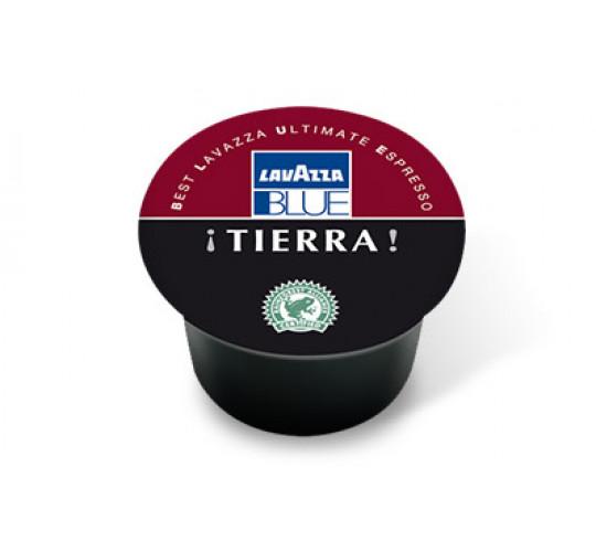 Кофе в капсулах Lavazza blue Tierra 100шт по 8г