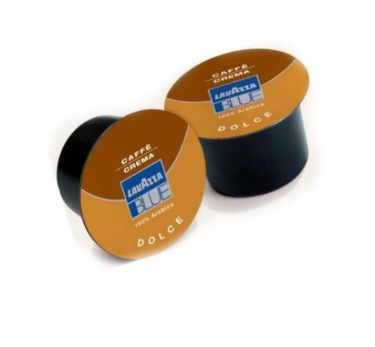 Кофе в капсулах Lavazza Blue Caffe Crema Dolce 100 шт по 8г