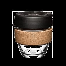 Чашка KeepCup Brew Black Cork S 227 мл