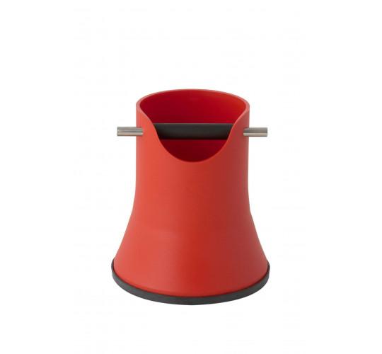 Нок-бокс Crema Pro для кофейного жмыха Red