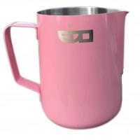 "Питчер (молочник) ""EDO BARISTA"" розовый 600 мл"