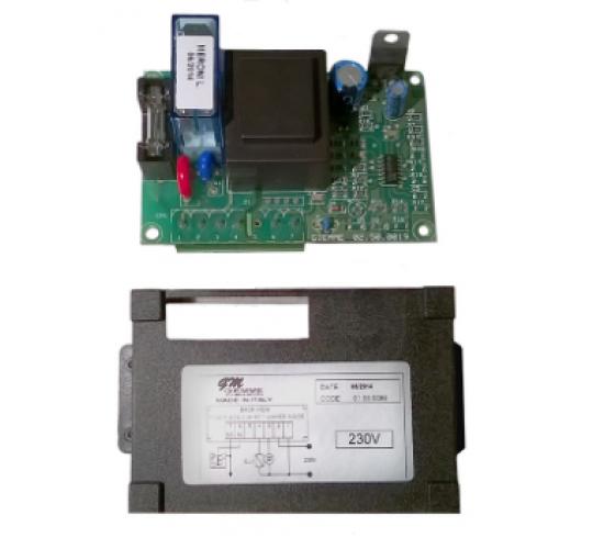 ELECTRONIC BOX GR/3 CUBIC 110V
