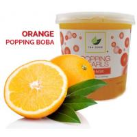 Шарики Bubble Tea (Бабл Ти) Апельсин
