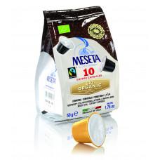 Кофе в капсулах Meseta BIO Organic 10 шт.