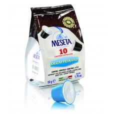 Кофе в капсулах Meseta Decaffeinato