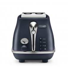 Тостер DeLonghi CTOE 2103 BL Icona Elements