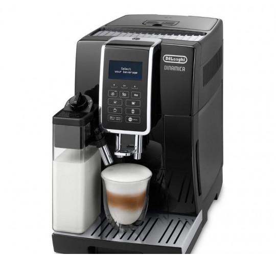 Кофемашина DeLonghi ECAM 350.55 B Dinamica
