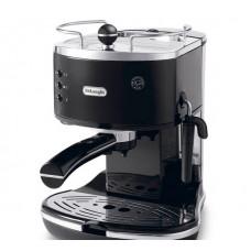 Рожковая кофеварка DeLonghi ECO 311 BK Icona