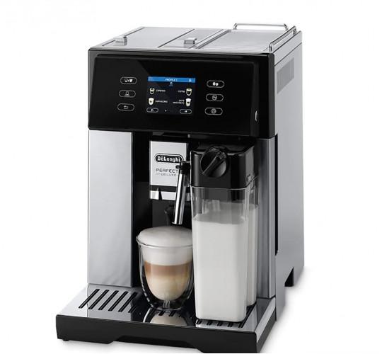 Кофемашина DeLonghi ESAM 460.80 MB Perfecta Deluxe