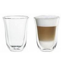 Набор стаканов DeLonghi Latte Macchiato 220 мл (2 шт.)