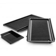 Комплект пластин для электрогриля DeLonghi SK 153 (5523110001)