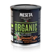 Кофе Meseta Organic Medium Roast молотый для капельных кофеварок
