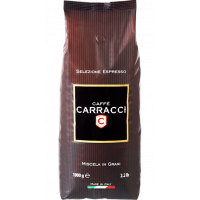 Кофе Carracci Milano зерно 1кг
