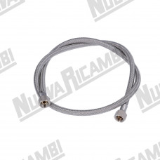CONICAL STAINLESS STEEL HOSE 3/8Fc-3/8Fc 120cm