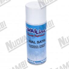 STAINLESS STEEL POLESSH SPRAY ' WAL SATIN ' 400ml