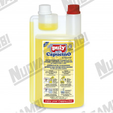 BOTTLE 'PULY MILK' CAPUCINO Lt 1DETERGENT FOR AUTOMATIC COFFEE MACHINES AND MILK FROATHER
