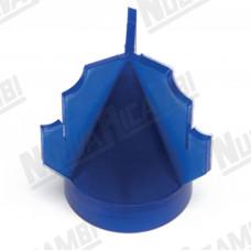 WHEEL BRUSHES Ø 53-54mm BLUE