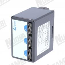 DOSING CARD ELECTRONIC BOX ' GICAR ' BOARD ET 405 230/240Vac BRUGNETTI (9.5.23.16G00 )