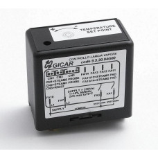 ELECTRONIC BOX ' GICAR ' STEAM VALVE CONTROL - AUTOSTEAM WITH NTC 3K3 230Vac ( 9.5.30.04G00 )