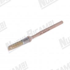 'NR' GRINDER CLEANING BRUSH - L. 200mm - BRISTLES Ø 14X45mm