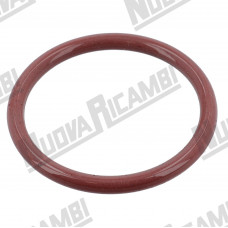 GASKET 'SILICON' OR 4143 - Ø 43,15x36,09x3,53mm