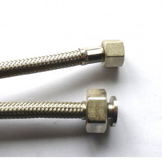 STAINLESS STEEL HOSE 3/8F-3/4F cm 150