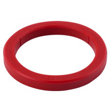 RED GASKET  8mm  made from food grade FDA silicone - E61