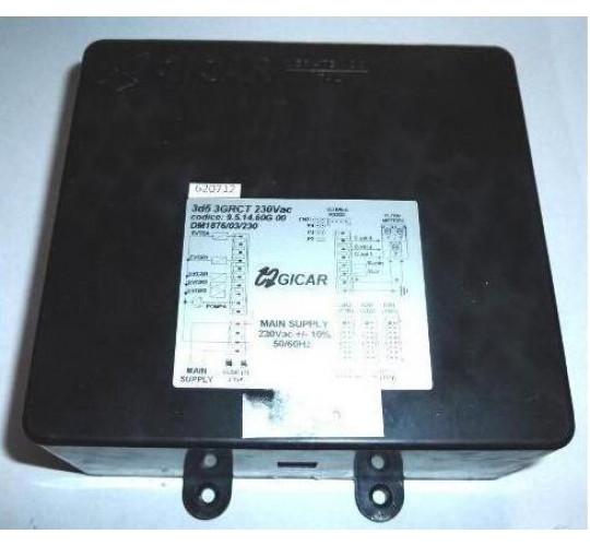 ELECTRONIC BOX GICAR 3D5 GR2/3 V220