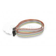 FEMALE WIRE 8 PIN mm.800