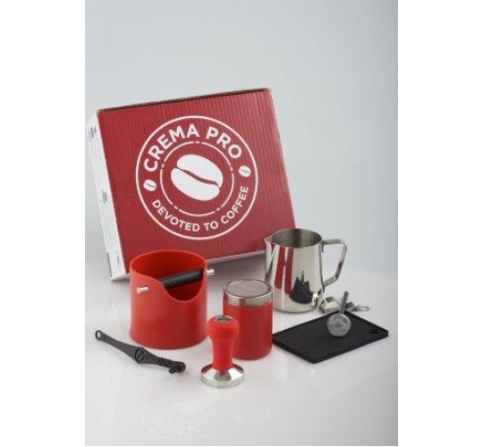 PROFESSIONAL KIT BARISTA RED