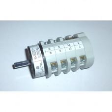 Электропереключатель 0-1-2 CIMBALI M20-M30 20a 400v
