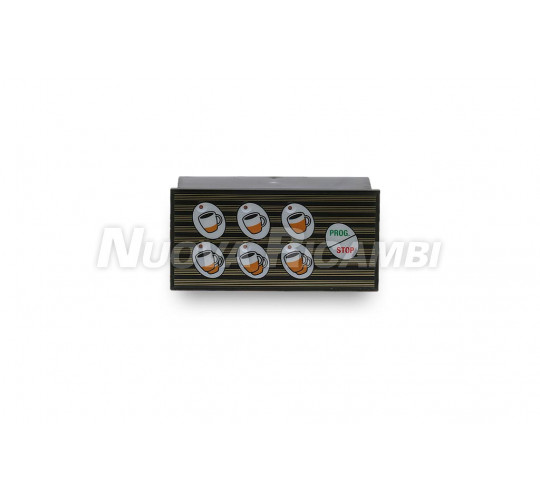 DIGITAL TOUCH PAD 7 BUTTONS