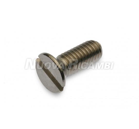 STAINLESS STEEL SCREW M6x16