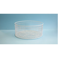 615220 ROUND DISHWASHER BASKET 350x170