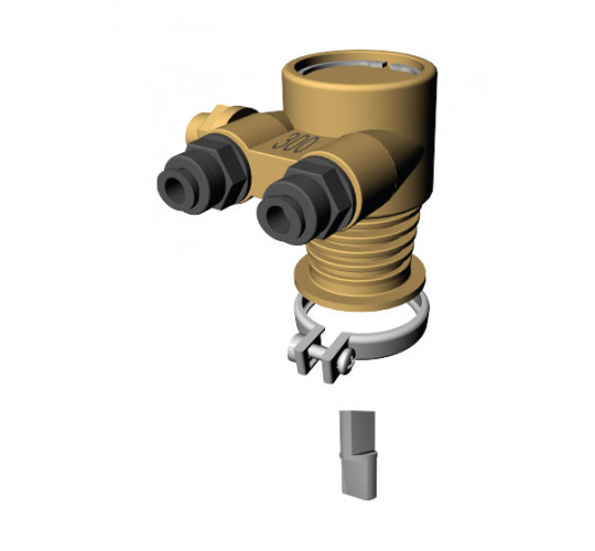 PUMP HEAD COMPLETE LM OSMO60