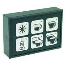 Кнопочная панель для кофемашины BFC 6 кнопок
