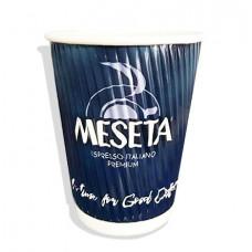 """Гофро стакан """"Meseta"""" 340 мл"""